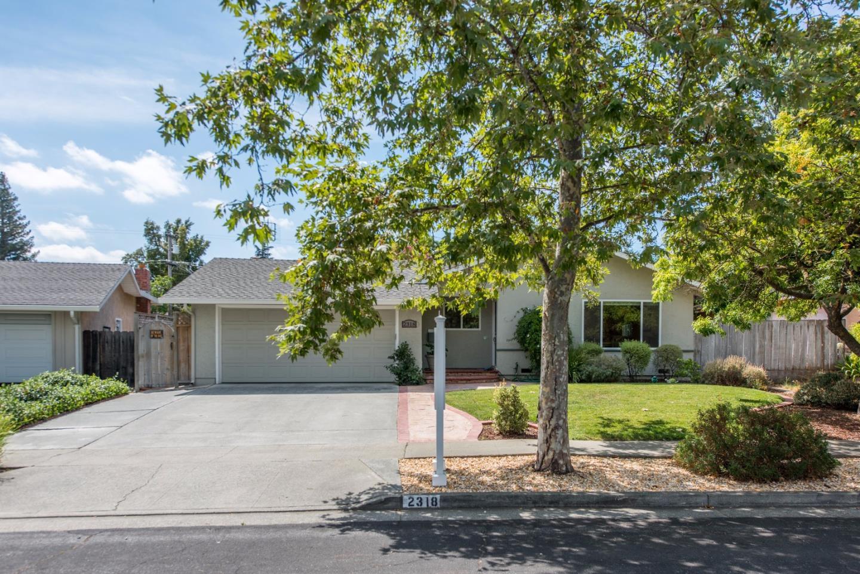 2318 Maximilian Drive, CAMPBELL, CA 95008