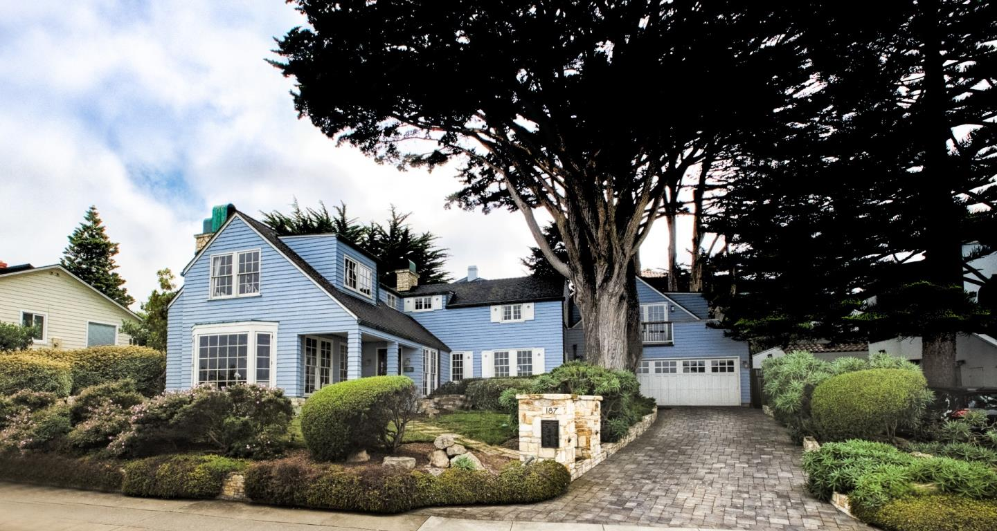 Single Family Home for Sale at 187 Ocean View Boulevard Pacific Grove, California 93950 United States