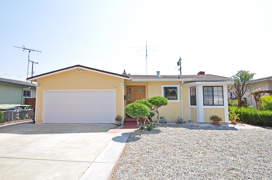 768 Santa Paula Avenue, SUNNYVALE, CA 94085