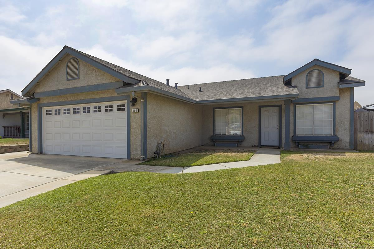 Single Family Home for Sale at 492 Cuesta Street Soledad, California 93960 United States