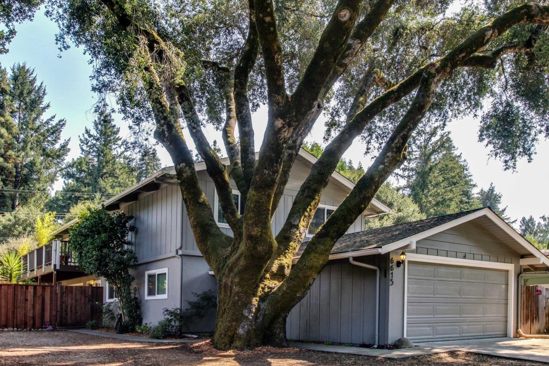 واحد منزل الأسرة للـ Sale في 6615 Cooper Street 6615 Cooper Street Felton, California 95018 United States