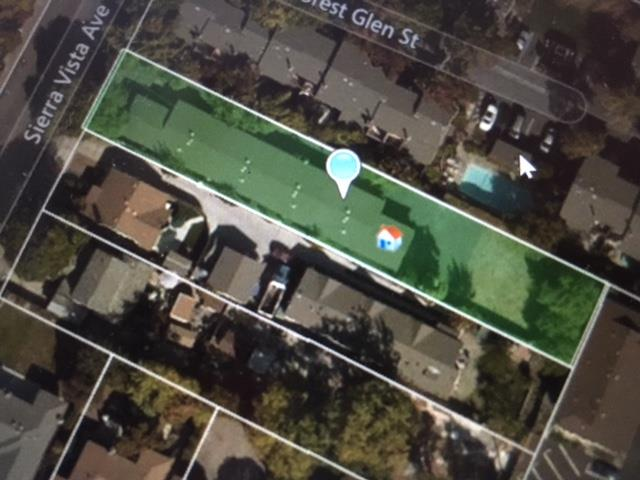 Land for Sale at 319 Sierra Vista Avenue 319 Sierra Vista Avenue Mountain View, California 94043 United States