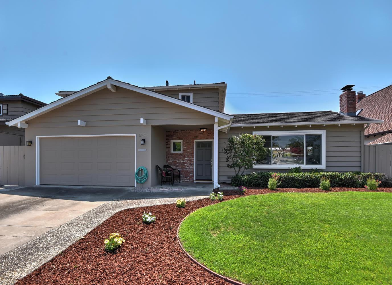 2844 Concord Lane, SANTA CLARA, CA 95051