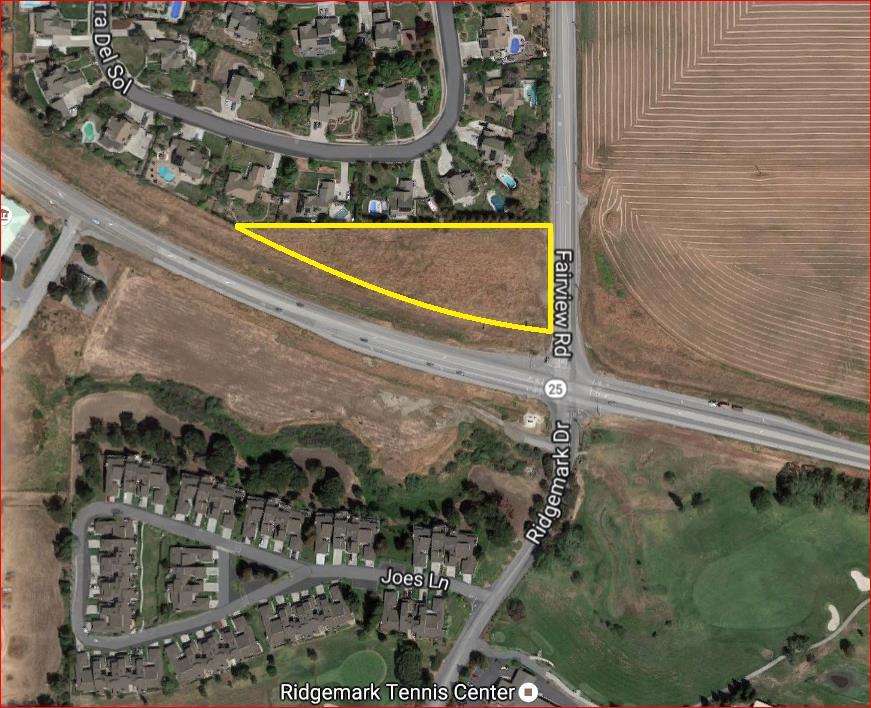 Земля для того Продажа на Airline Highway Hollister, Калифорния 95023 Соединенные Штаты