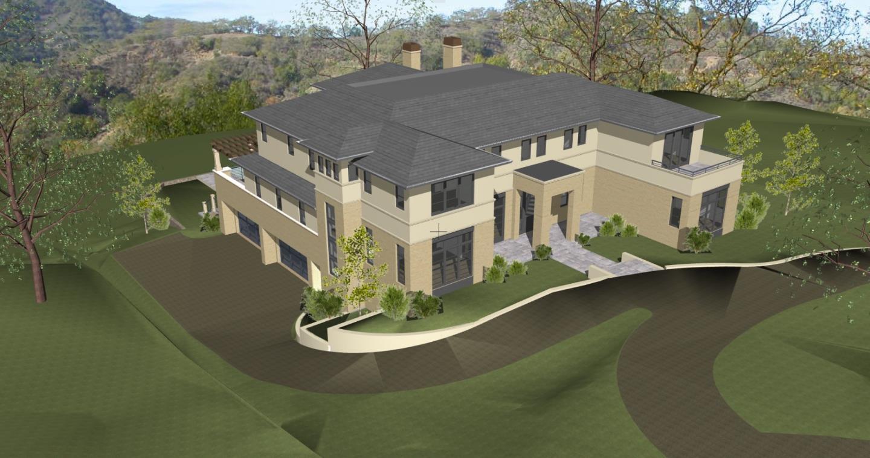 Частный односемейный дом для того Продажа на 15814 Glen Una Drive Los Gatos, Калифорния 95030 Соединенные Штаты