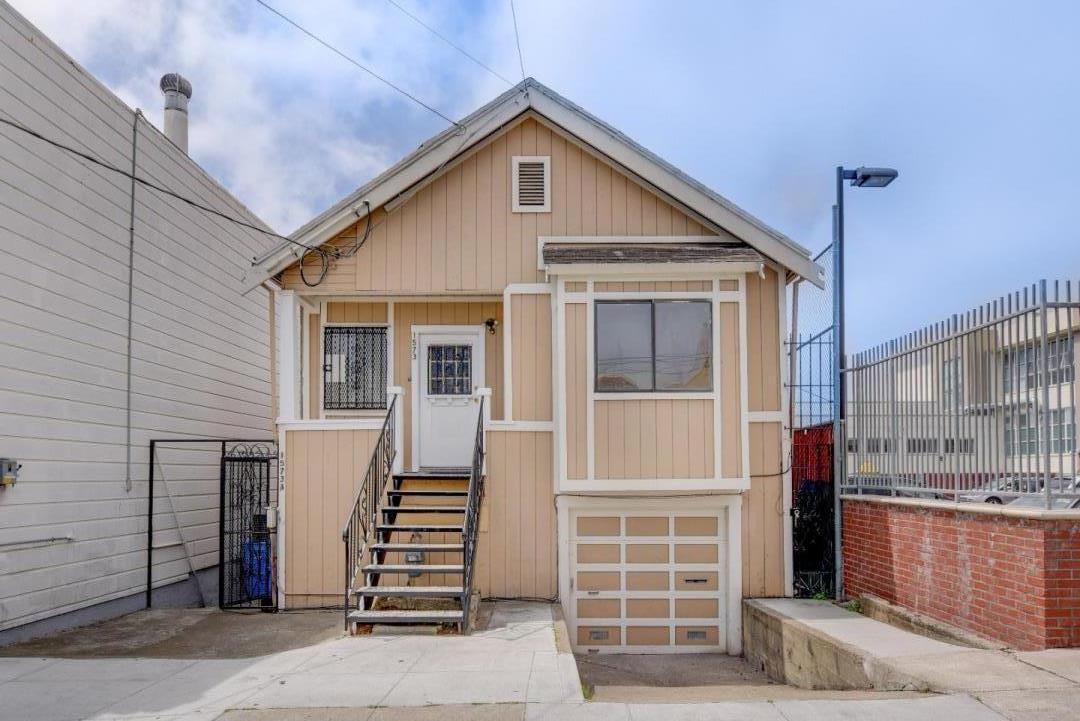 1573 Quesada Avenue, SAN FRANCISCO, CA 94124