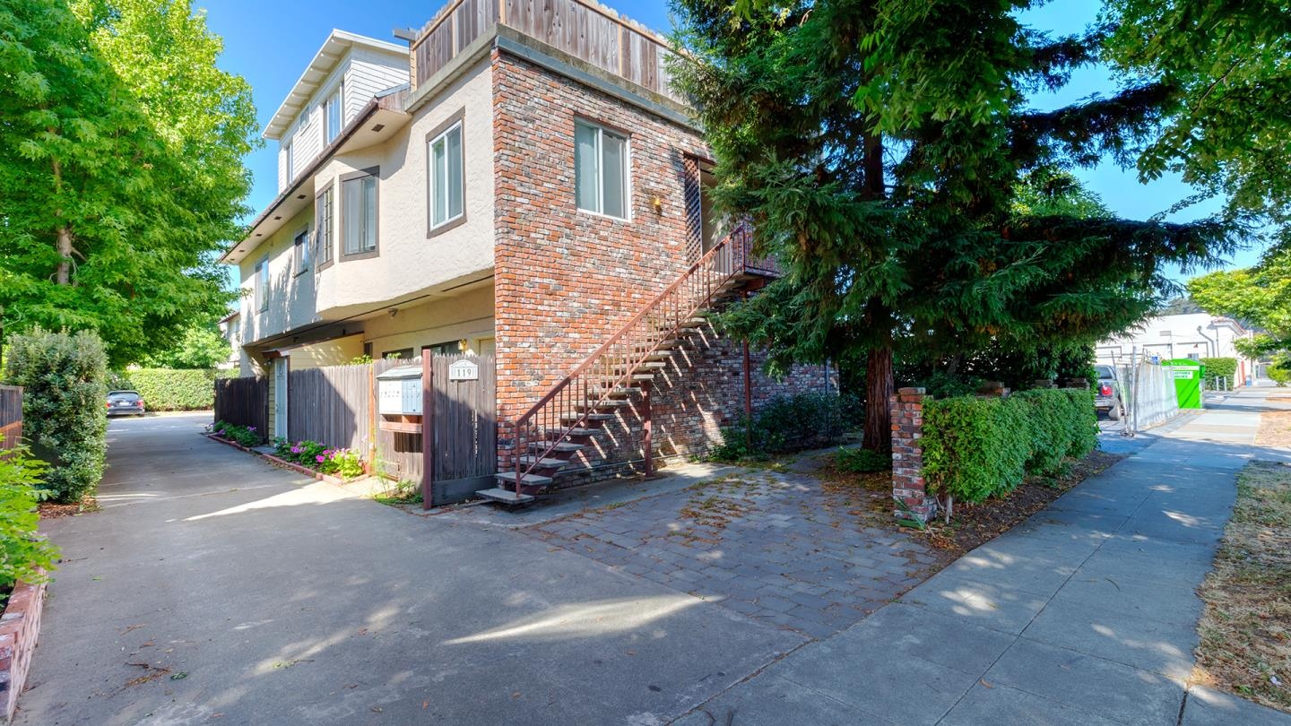 Multi-Family Home for Sale at 119 Highland Avenue Burlingame, California 94010 United States
