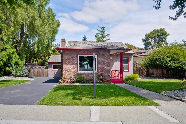 2267 Saint Francis Drive, PALO ALTO, CA 94303