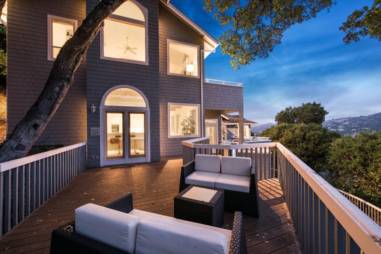 واحد منزل الأسرة للـ Sale في 75 Madrona Avenue 75 Madrona Avenue Belvedere, California 94920 United States