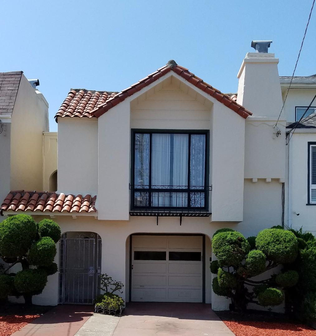 2631 35th Avenue, SAN FRANCISCO, CA 94116