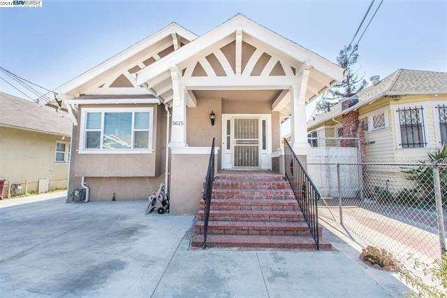 5615 E 17th Street, OAKLAND, CA 94621