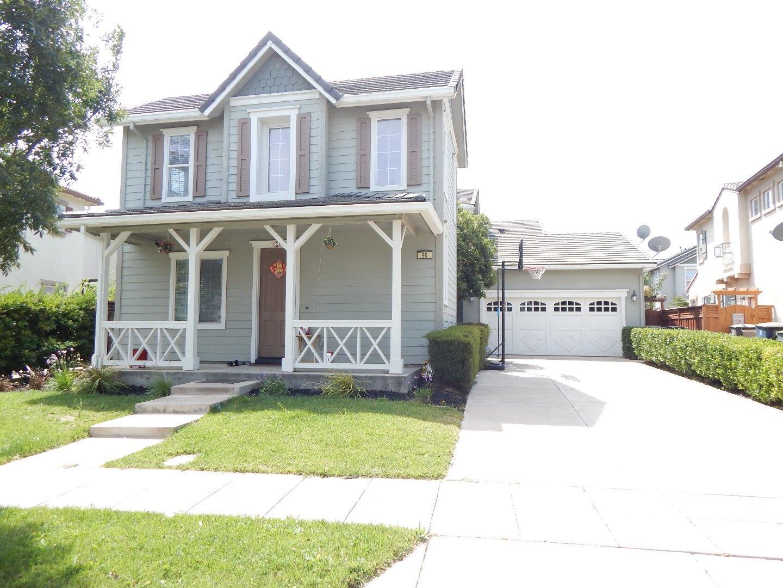 Casa Unifamiliar por un Venta en 96 W Recreo Court Mountain House, California 95391 Estados Unidos