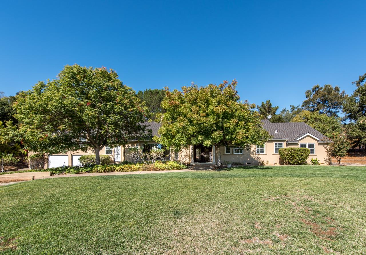 Single Family Home for Rent at 14125 Seven Acres Lane Los Altos Hills, California 94022 United States