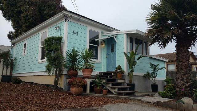 Single Family Home for Sale at 448 Orange Avenue Sand City, California 93955 United States