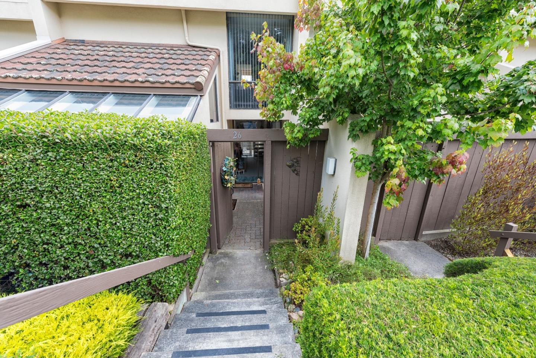 Maison accolée pour l Vente à 3600 High Meadow Drive 3600 High Meadow Drive Carmel, Californie 93923 États-Unis