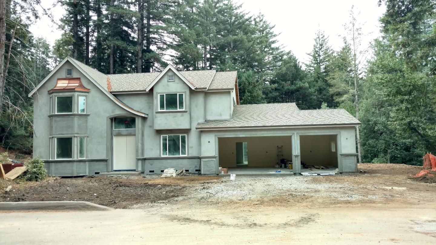 واحد منزل الأسرة للـ Sale في 4 Timber Ridge Scotts Valley, California 95066 United States