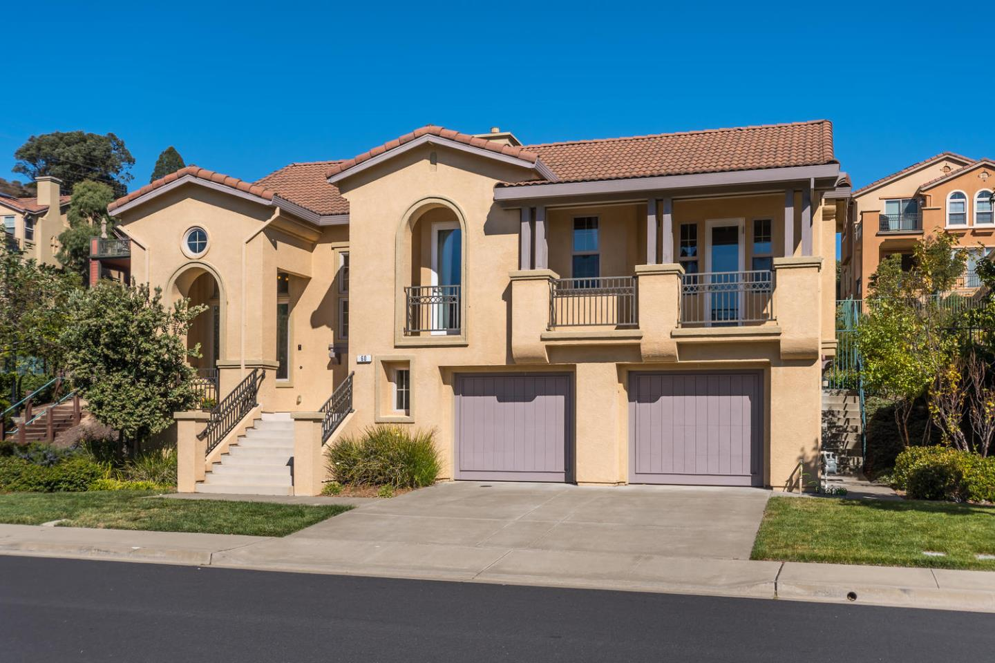 Single Family Home for Sale at 60 Golden Aster Court Brisbane, California 94005 United States