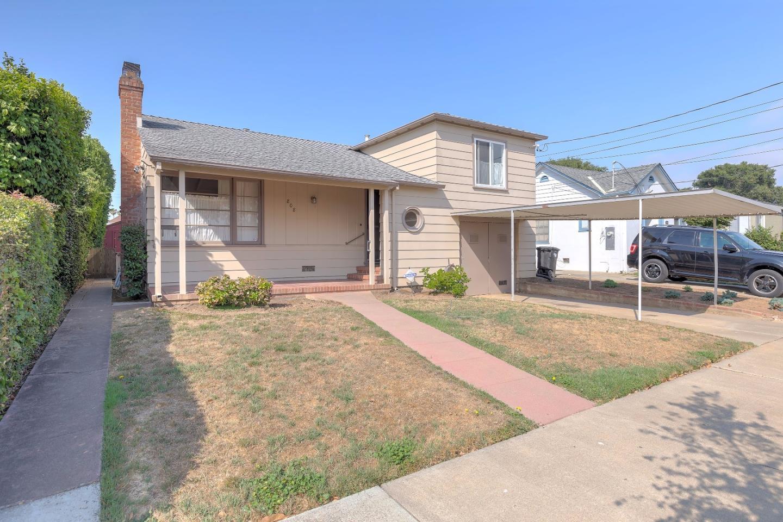Многосемейный дом для того Продажа на 808 S Idaho Street San Mateo, Калифорния 94402 Соединенные Штаты