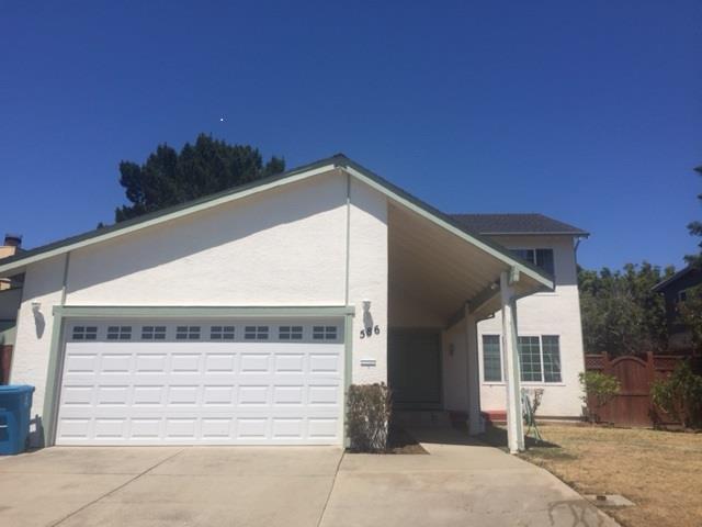 一戸建て のために 賃貸 アット 586 Keelson Circle Redwood City, カリフォルニア 94065 アメリカ合衆国
