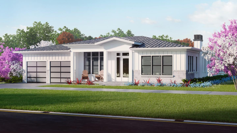 Maison unifamiliale pour l Vente à 1738 Pilgrim Avenue 1738 Pilgrim Avenue Mountain View, Californie 94040 États-Unis