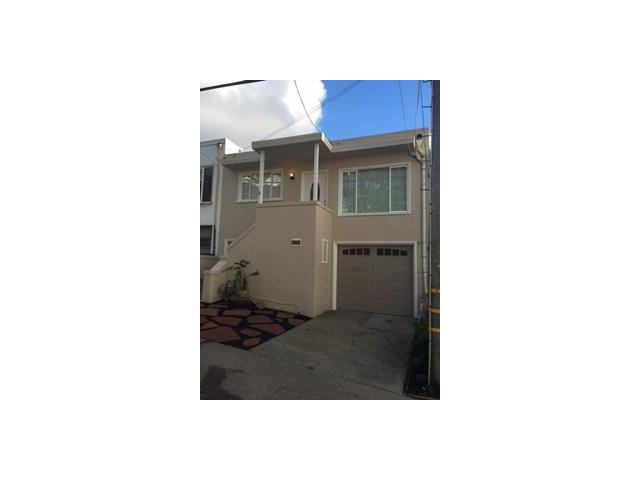 Single Family Home for Rent at 224 Thiers Street Daly City, California 94014 United States