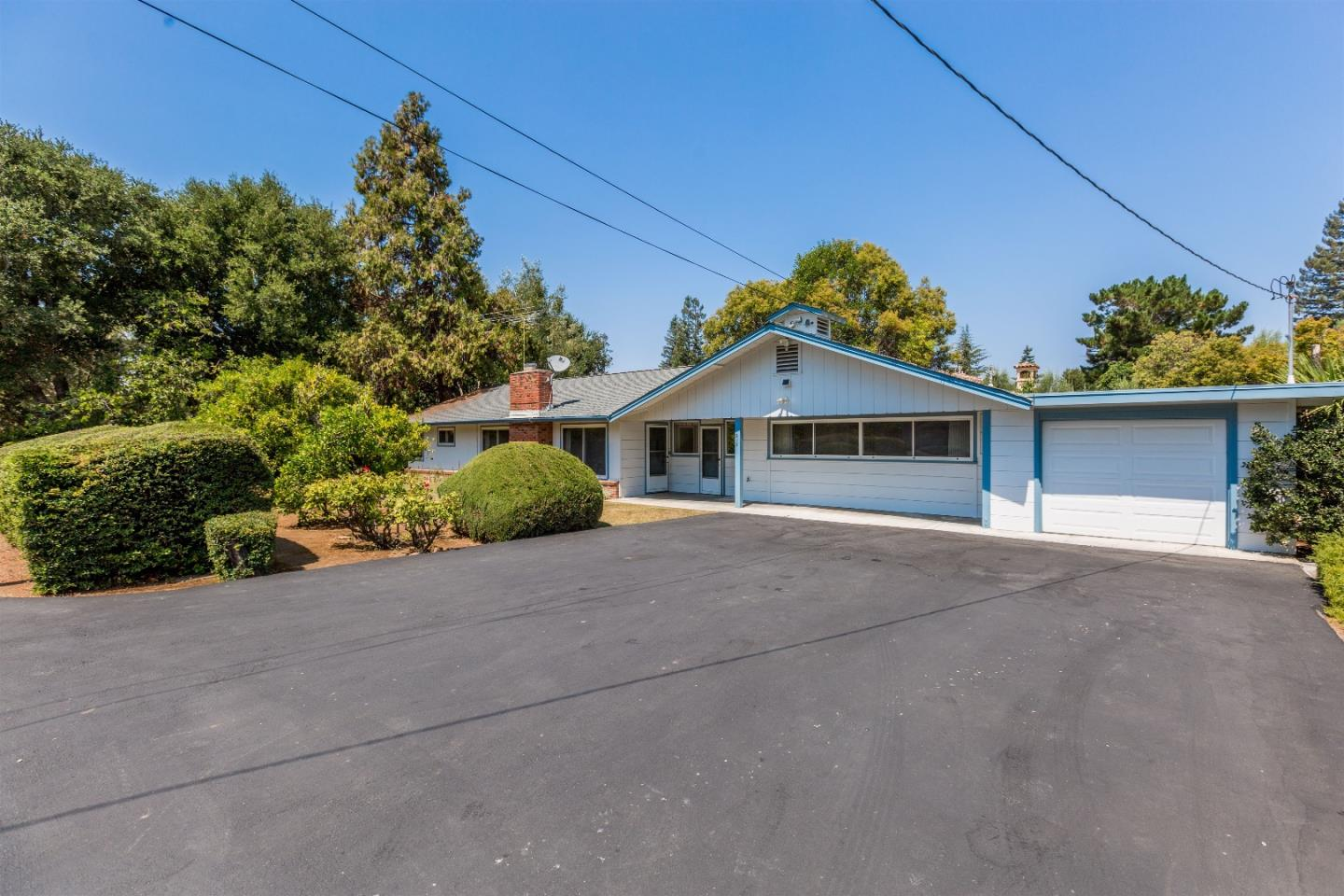 Single Family Home for Sale at 215 Lyell Street Los Altos, California 94022 United States