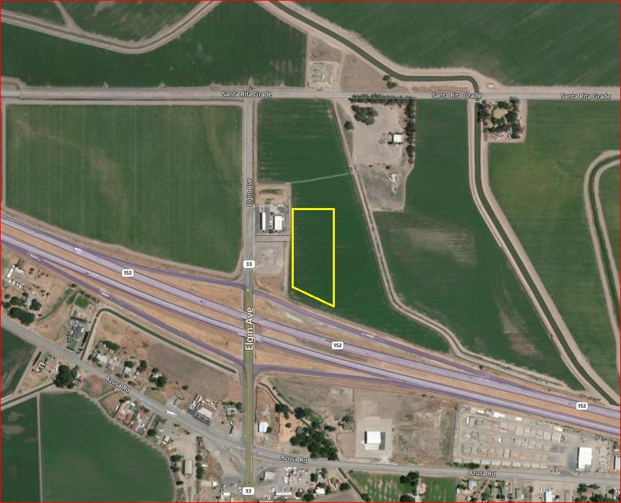 Land for Sale at Hwy 33 Hwy 33 Dos Palos, California 93620 United States