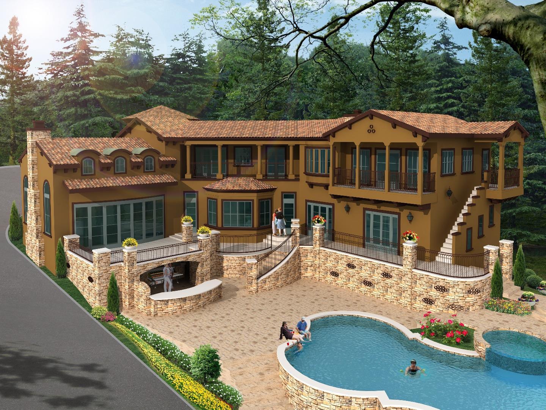 Частный односемейный дом для того Продажа на 17390 High Street Los Gatos, Калифорния 95030 Соединенные Штаты