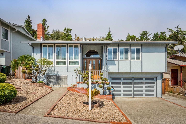 Single Family Home for Sale at 201 Del Norte Drive San Bruno, California 94066 United States