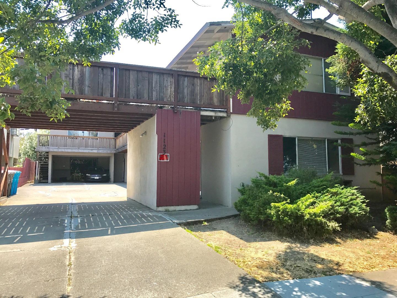 二世帯住宅 のために 売買 アット 1123 Chula Vista Avenue Burlingame, カリフォルニア 94010 アメリカ合衆国