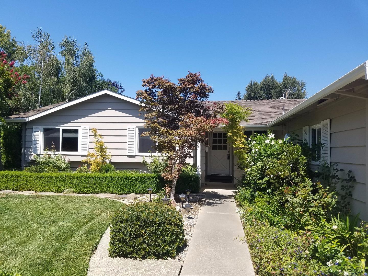 Single Family Home for Rent at 1451 Lewiston Drive Sunnyvale, California 94087 United States