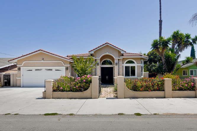Частный односемейный дом для того Продажа на 1476 Norman Drive Sunnyvale, Калифорния 94087 Соединенные Штаты