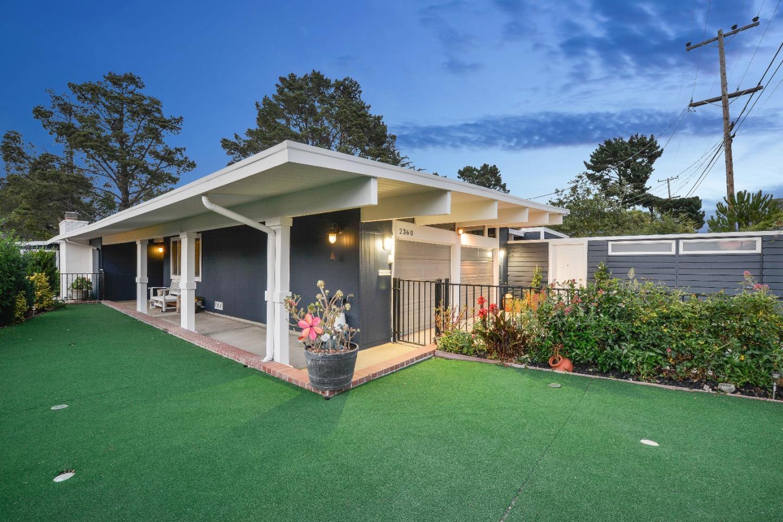 Частный односемейный дом для того Продажа на 2360 Bunker Hill Drive San Mateo, Калифорния 94402 Соединенные Штаты