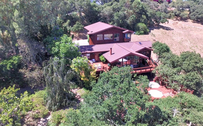 一戸建て のために 売買 アット 1450 Hidden Valley Road 1450 Hidden Valley Road Soquel, カリフォルニア 95073 アメリカ合衆国