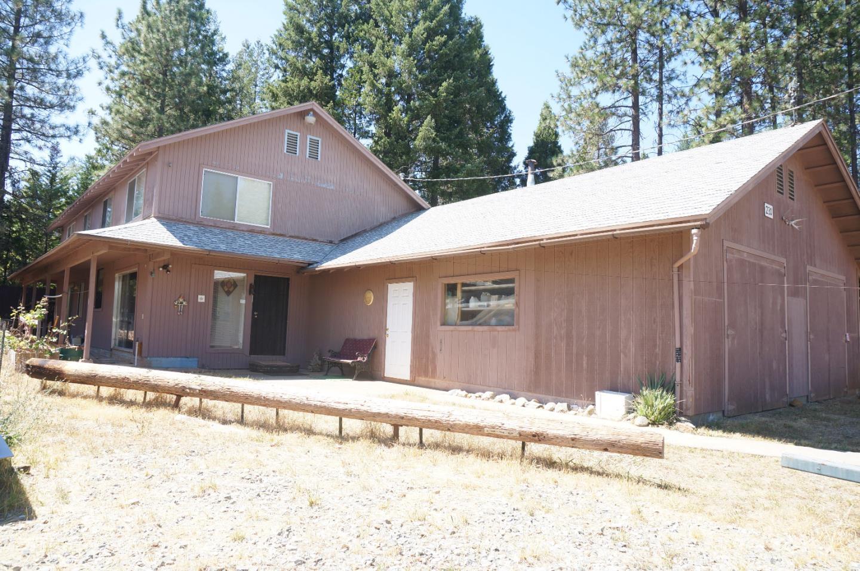 獨棟家庭住宅 為 出售 在 230 Mary Avenue 230 Mary Avenue Trinity Center, 加利福尼亞州 96091 美國