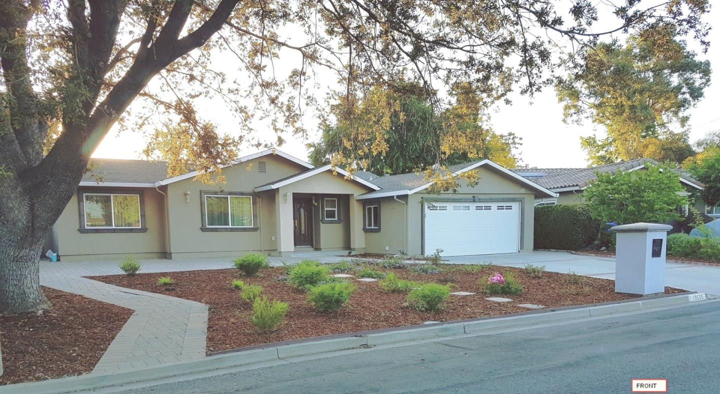 Single Family Home for Rent at 18605 Lyons Court Saratoga, California 95070 United States