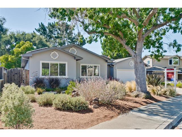 Single Family Home for Rent at 1152 Morton Court Mountain View, California 94040 United States