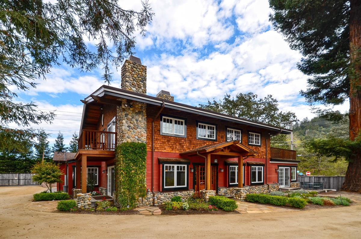 واحد منزل الأسرة للـ Sale في 8335 W Zayante 8335 W Zayante Felton, California 95018 United States
