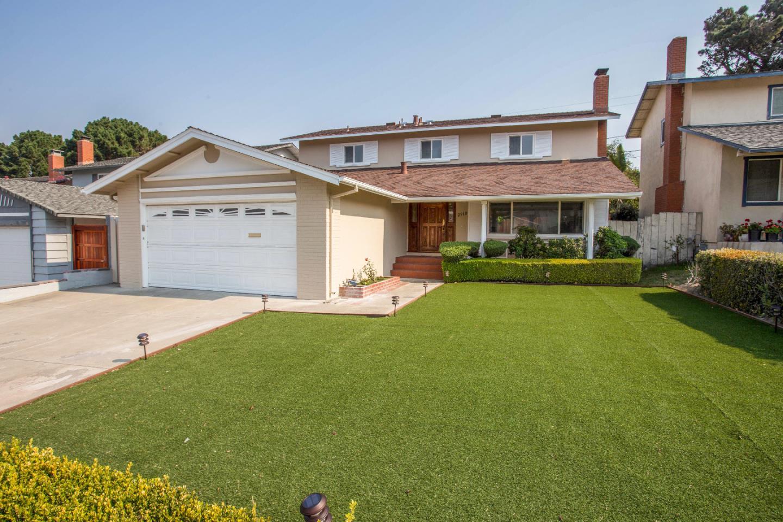 Частный односемейный дом для того Продажа на 2910 Dublin Drive 2910 Dublin Drive South San Francisco, Калифорния 94080 Соединенные Штаты