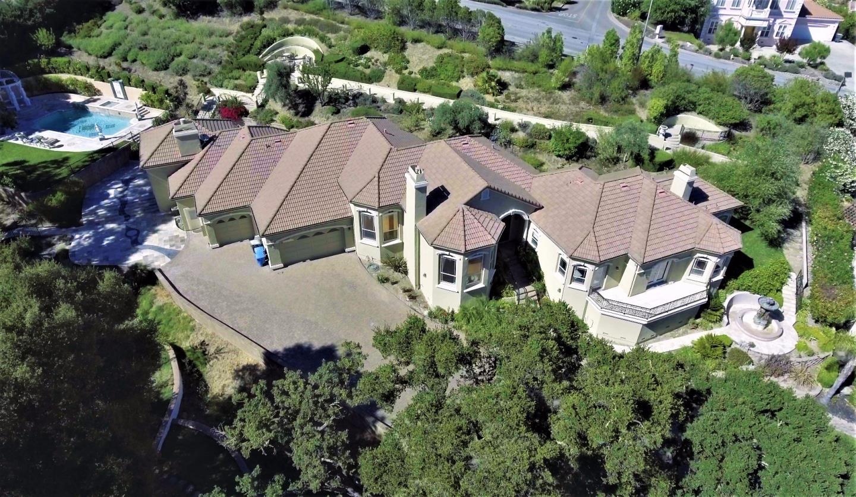 一戸建て のために 売買 アット 8685 Larkspur Lane Gilroy, カリフォルニア 95020 アメリカ合衆国