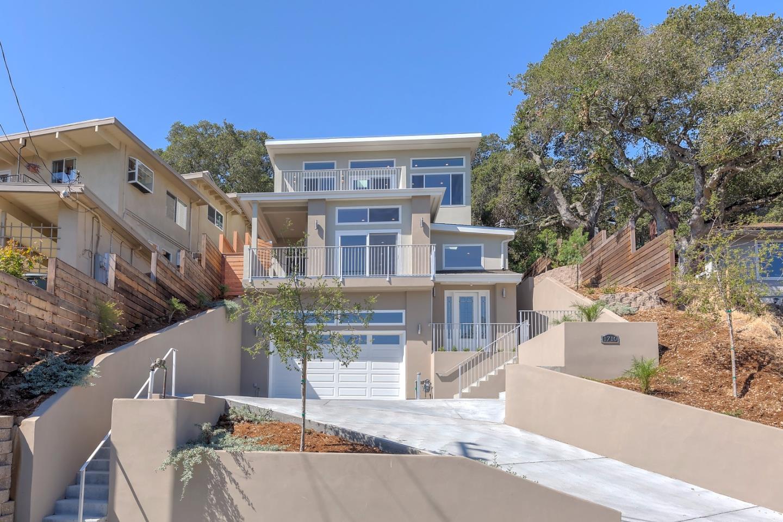 واحد منزل الأسرة للـ Sale في 1710 Valley View Avenue Belmont, California 94002 United States