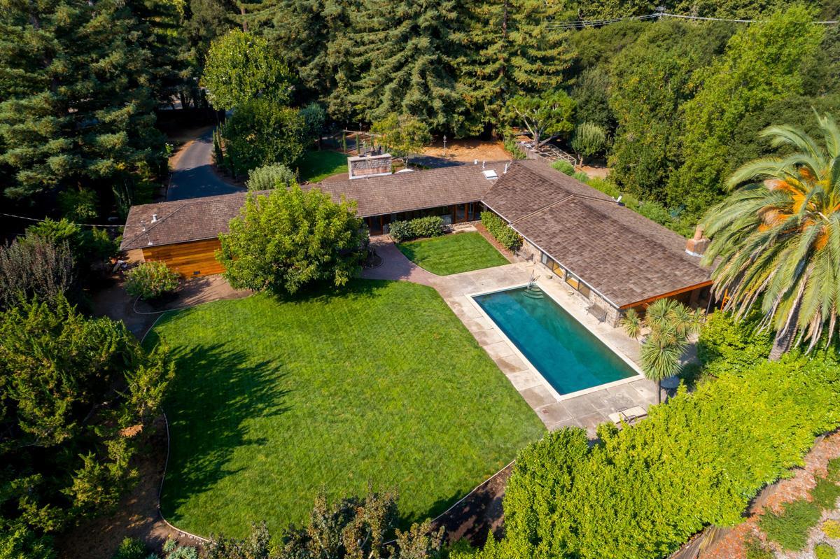 Casa Unifamiliar por un Venta en 1540 Portola Road Woodside, California 94062 Estados Unidos