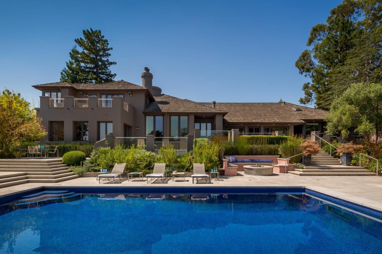 獨棟家庭住宅 為 出售 在 20 Santa Gina Court Hillsborough, 加利福尼亞州 94010 美國