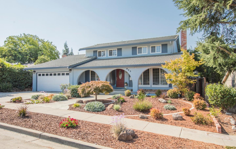 Single Family Home for Sale at 923 Crellin Road 923 Crellin Road Pleasanton, California 94566 United States