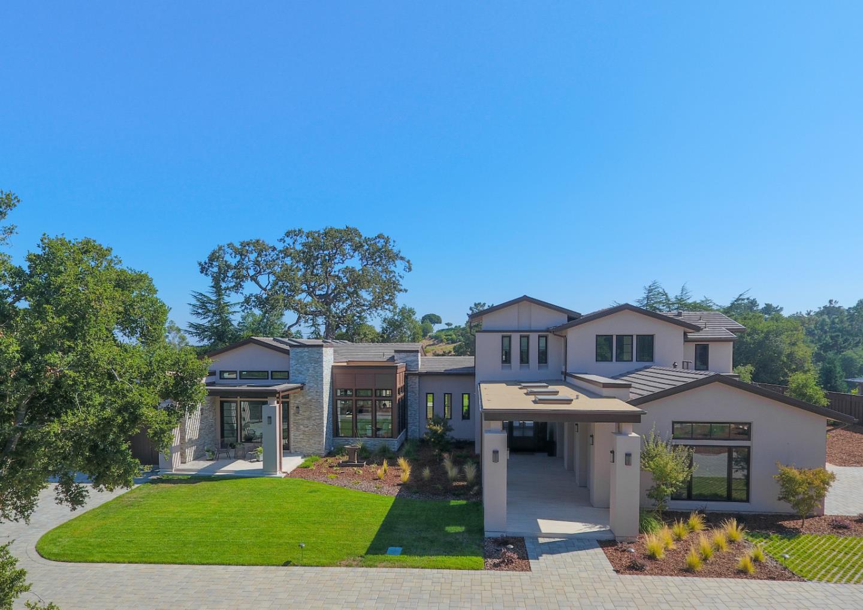 Einfamilienhaus für Verkauf beim 12030 Elsie Way 12030 Elsie Way Los Altos Hills, Kalifornien 94022 Vereinigte Staaten