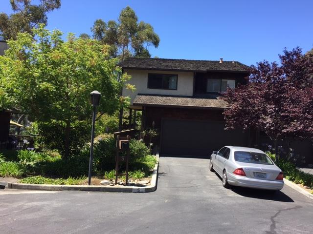Townhouse for Rent at 5 Carriage Court 5 Carriage Court Menlo Park, California 94025 United States