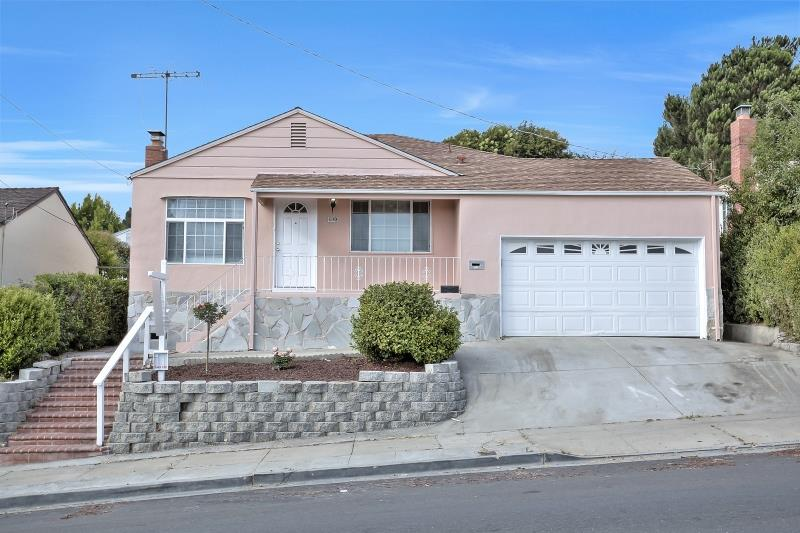 Single Family Home for Sale at 4820 Heyer Avenue 4820 Heyer Avenue Castro Valley, California 94552 United States