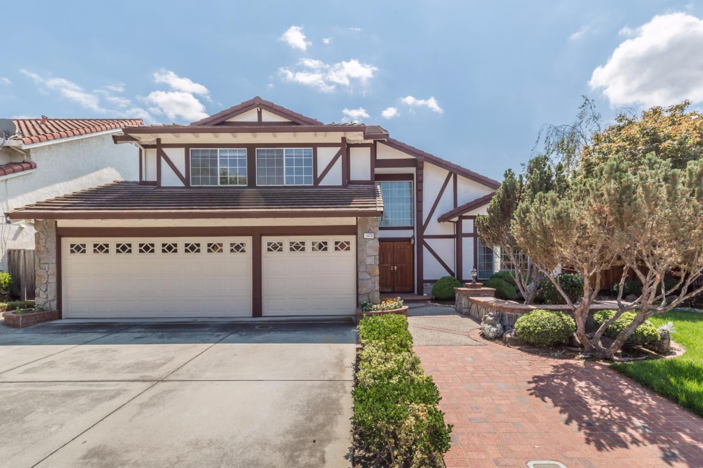 Single Family Home for Sale at 1070 Westridge Drive 1070 Westridge Drive Milpitas, California 95035 United States