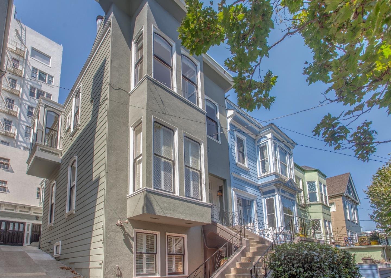 Maison unifamiliale pour l Vente à 7 Broderick Street San Francisco, Californie 94117 États-Unis