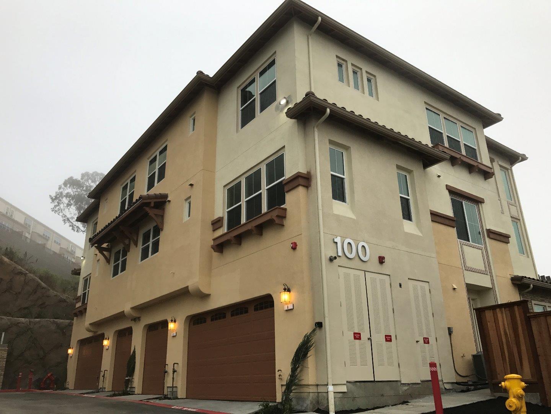 共管物業 為 出售 在 100 Chelsea Court 100 Chelsea Court Daly City, 加利福尼亞州 94014 美國